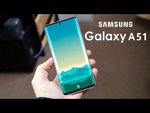 Samsung Galaxy A51 - ВОТ ЭТО СЮРПРИЗ! Революция среднего сегмента!