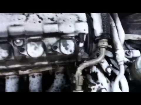 2001 Honda Civic easy engine cleaning