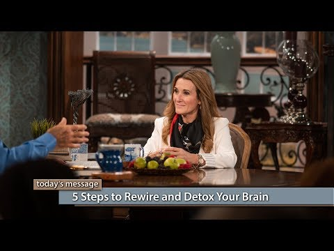 5 Steps to Rewire and Detox Your Brain