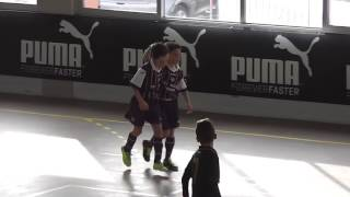 As Monaco-Toulouse Fc Match 8 Gr B U11 European Futsal 2017