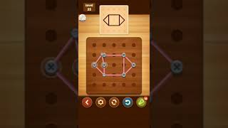 Line Puzzle String Art Pine Level 25 Solution