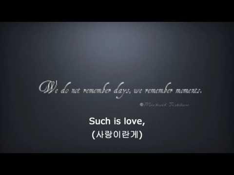 [Sweet Stranger and Me OST]  Still Love (Im SaeJoon) - 그래도 사랑 (임세준)