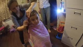 Підстригти дитину за 50 секунд