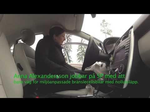 Bränslecellsbil SP dec 2012