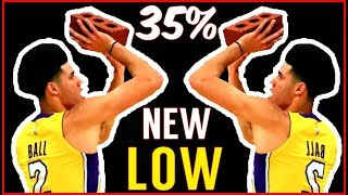 Lonzo Ball's Career Has Officially Hit an All-Time Low. (Lonzo Is Finally Being BENCHED!!)