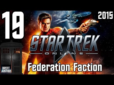 Let's Play Star Trek Online 2015 Federation  19  Night of the Comet