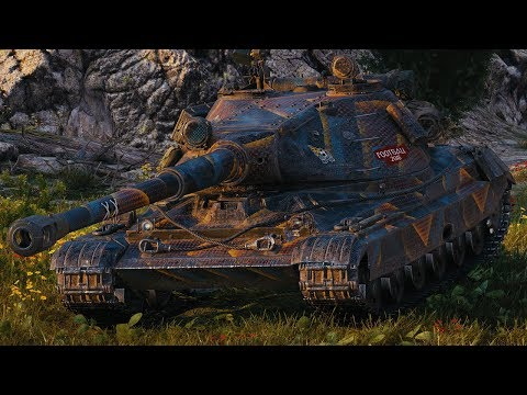 World of Tanks 60TP Lewandowskiego - 9 Kills 11,1K Damage thumbnail