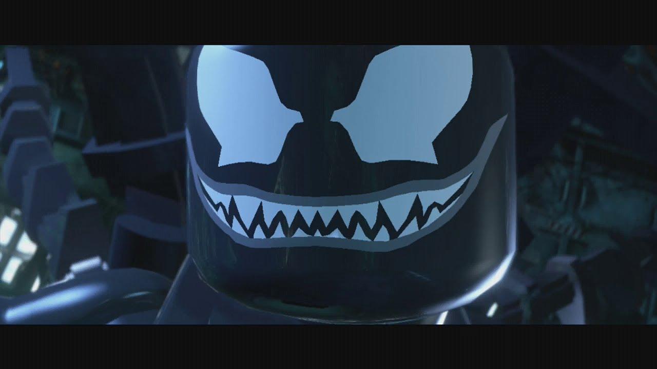 marvel lego venom walkthrough