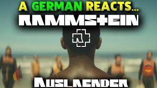 A GERMAN REACTS TO... Rammstein - Ausländer (Official Video) 🔥 First Impression & Interpretation