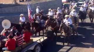 Cabalgata 2015 rodeo Durango