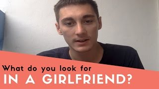 What I look for in a Girlfriend thumbnail picture.