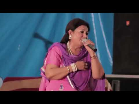 Ranjit Kaur Live New Song Live Sahnewal Mela 2014 Full hd