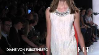 Diane Von Furstenberg SS2013 NY collection