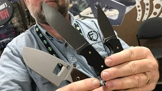 Fremont Knives for Camp, Hunting, Skinning, and More - Shot Show 2017