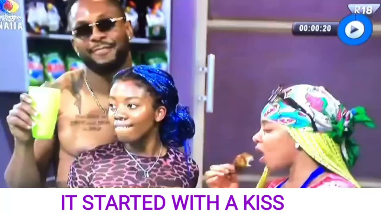 Download BIG BROTHER NAIJA Angel want to have Sex with Cross😮😮😮