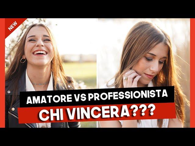 Michael Bertolasi - AMATORE VS PROFESSIONISTA #ASPIRANTINESTERNA