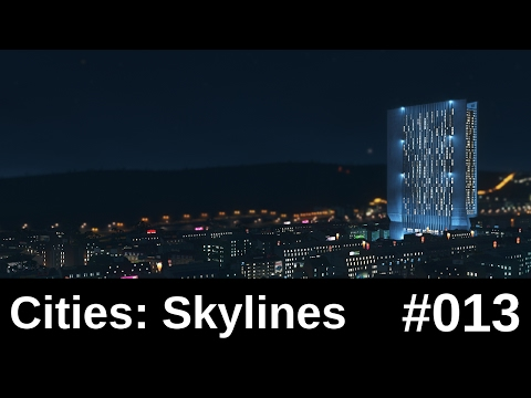Cities Skylines #013 - Intersections