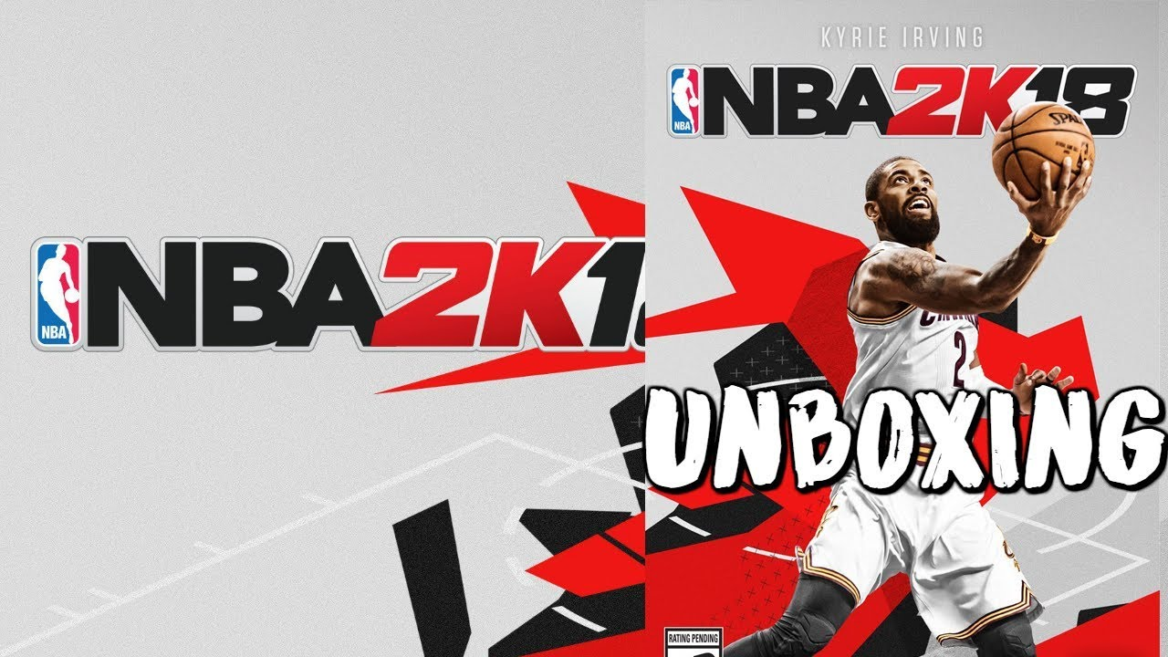 fc819e4cad1a NBA 2K18 Early Tip-Off Edition Unboxing (Xbox One) - YouTube