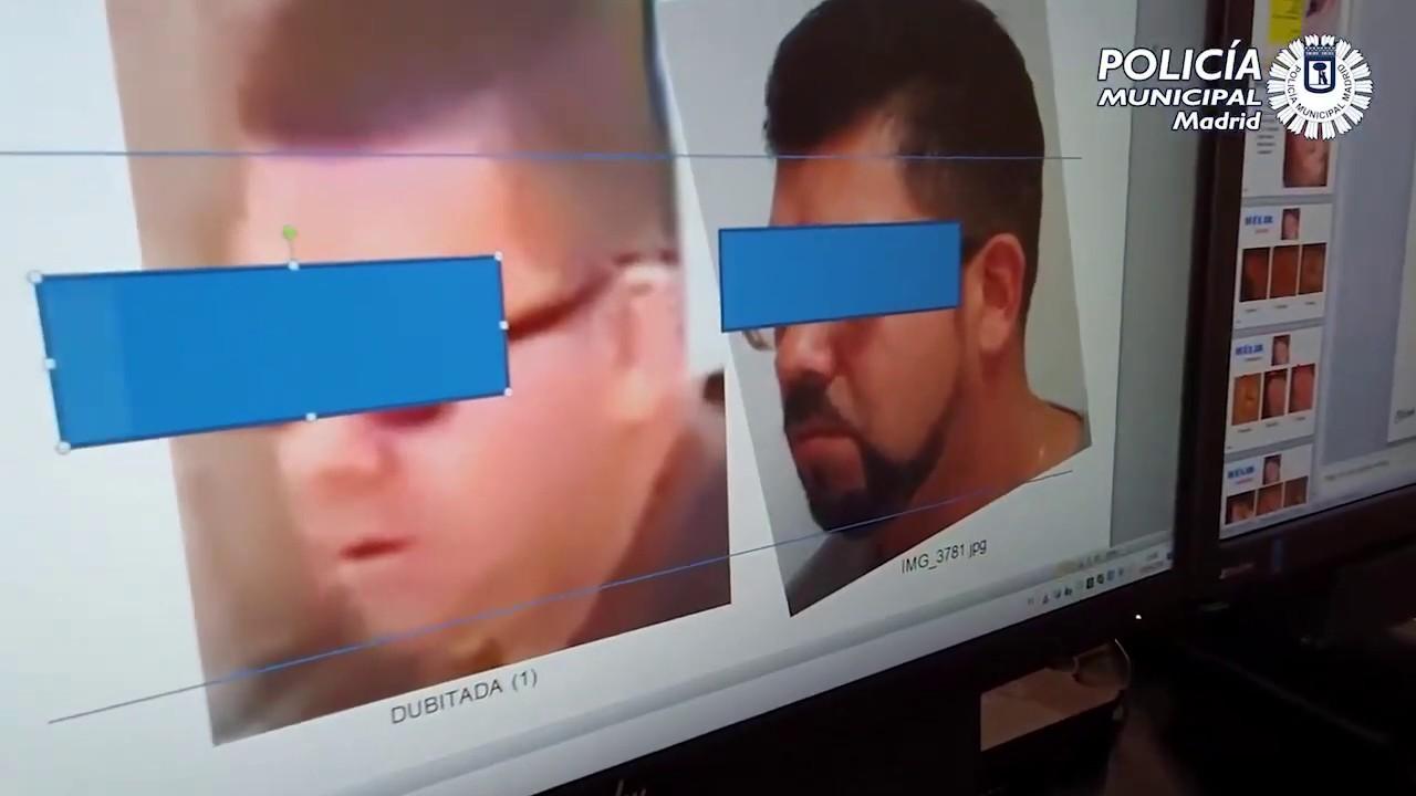 Detenidos por el robo de documentación en Leganés y Getafe