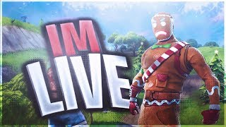 Fortnite Live Stream PS4 | Good Console Builder | Season 6 Gameplay
