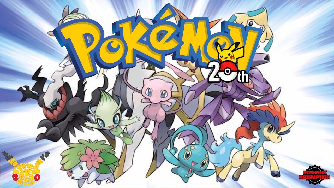 Pokemon 20th Anniversary Big News Pokemon Z Go Tcg