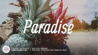 Paradise - Summer R&B Instrumental 2018 (Tropical Pop Beat)