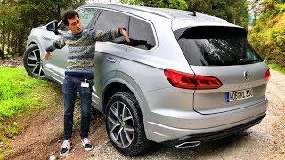 Тест НОВОГО ТУАРЕГА! Вот почему VW теперь на уровне с BMW, Mercedes, Audi! Обзор. VOLKSWAGEN TOUAREG