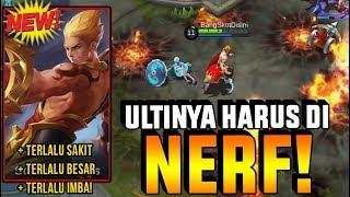 NEW HERO VALIR! ULTI & PASIFNYA KOK GINI? TOLONG DI NERF! - Mobile Legend