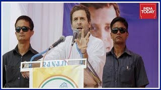 Rahul Gandhi's Latest Speech: Live From Gandhi Nagar