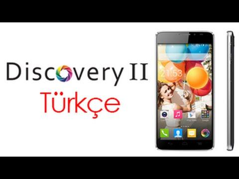 General Mobile Discovery 2 Kutu Açılımı TÜRKÇE