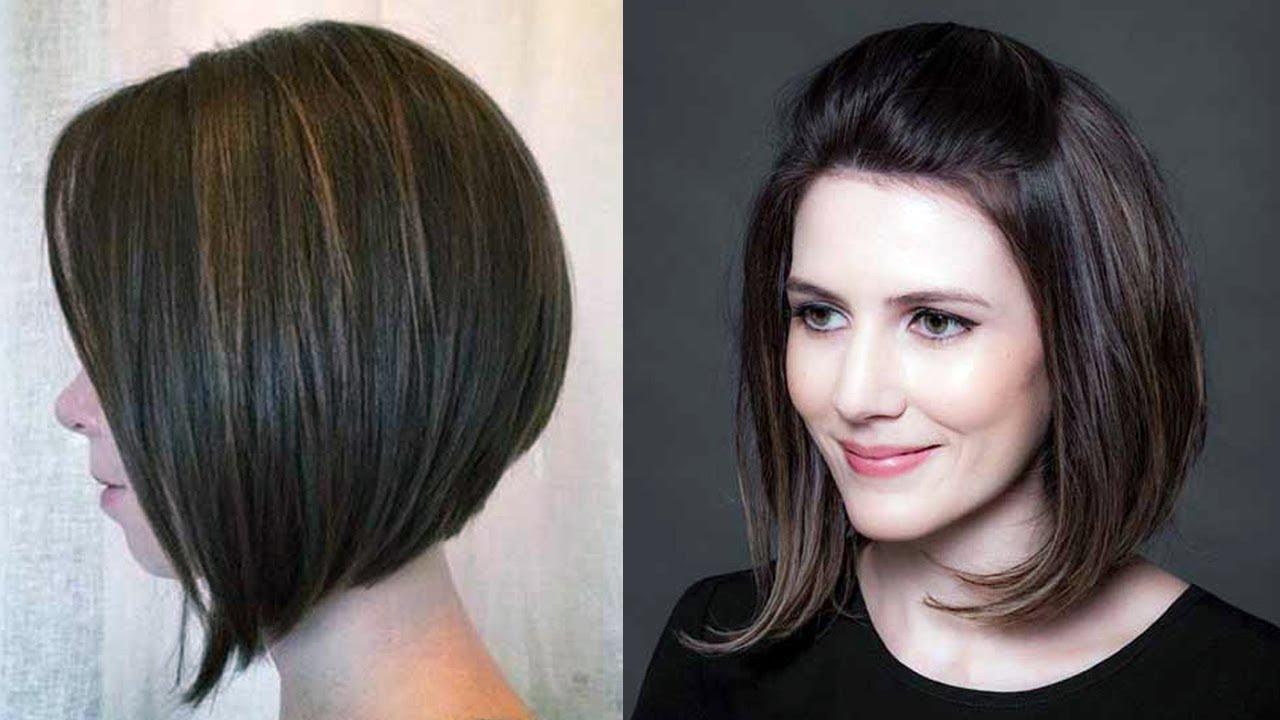 Bob Hairstyles for Women 2017  New Haircuts for Women  Bob Hair Cutting Videos  YouTube