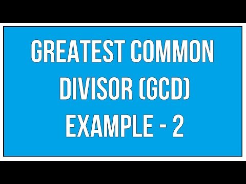 Factors and GCF - FULL LESSON, PRACTICE PROBLEMS, AND ANSWERS!!! from YouTube · Duration:  13 minutes 49 seconds