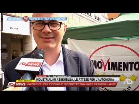 A3 NEWS PRIMA EDIZIONE - 21-09-2019 12:29A...