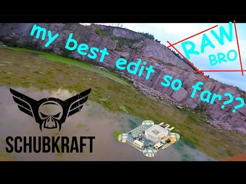 MY BEST RAW FOOTAGE YET??! // JUICE / DRONE FREESTYLE