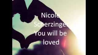Nicole Scherzinger   You Will Be Loved with lyrics SaveYouTube com