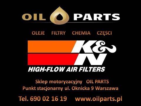 FILTR POWIETRZA K&N VW GOLF VII TDI TSI GTD GTI R 33-3005