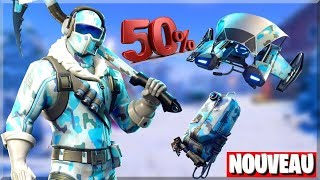 [TUTO] SEE THE PACK BIG FROID TO LESS CHER on (Fortnite Battle Royale)