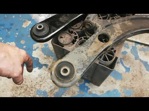 Suzuki Swift front wishbone and drop links. How to replace. Hints and tips