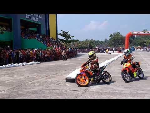 Road race sumsel live baturaja