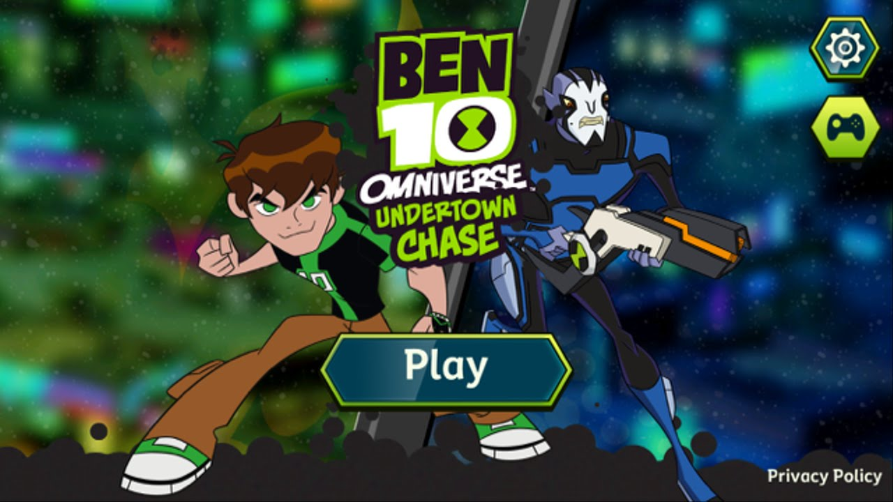ben 10 omniverse games free download for android