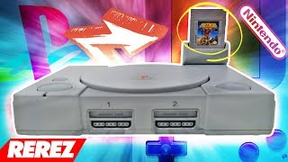 Game Boy on PlayStation!? - Rerez