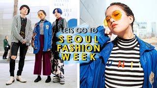SEOUL FASHION WEEK 2017 | 서울 패션