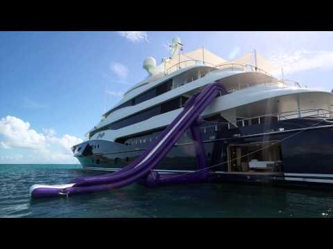 Super Yacht Tenders & Toys - Toys overview for MYS 2014