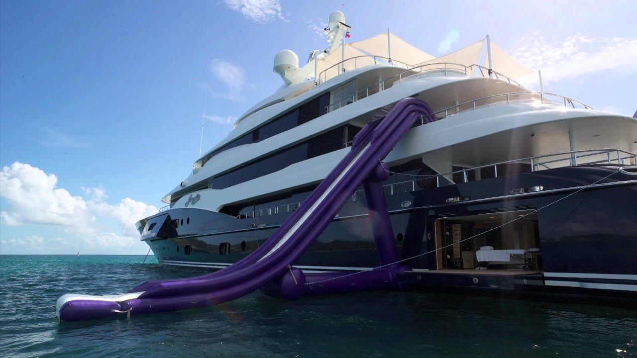 Super Yacht Tenders Amp Toys Toys Overview For Mys 2014