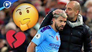Pep Guardiola laisse entendre que Sergio Agüero va bientôt quitter Manchester City | Revue de presse