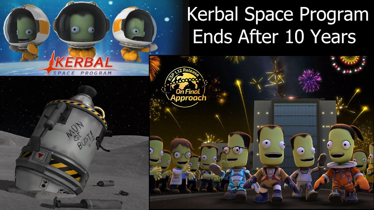 Download 10 Years Of Kerbal Space Program - On Final Approach