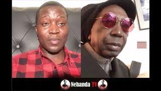 Thomas Mapfumo praises Nelson Chamisa