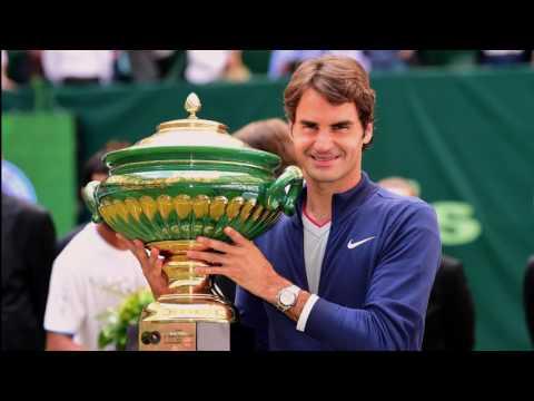 Federer Beats Zverev For Ninth Halle Title