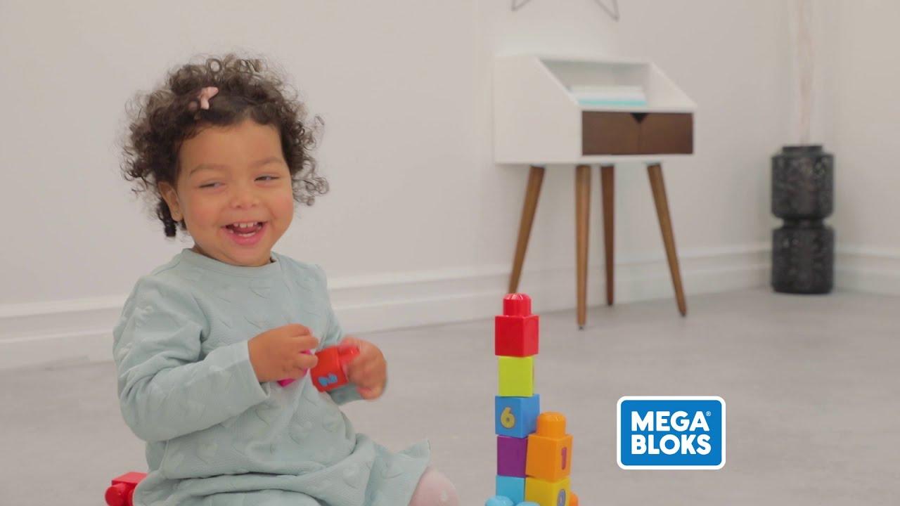 Minik Ellere Uygun Büyük Bloklar: Mega Bloks