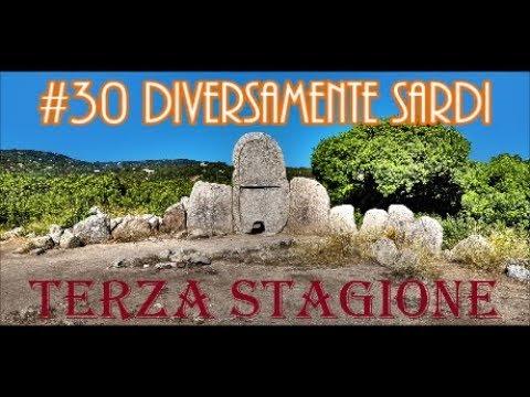 #30 Diversamente Sardi : Tomba dei Giganti S'Ena 'e Thomes (TERZA STAGIONE)